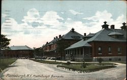 Plattsburgh Barracks