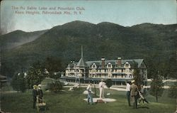 The Au Sable Lake and Mountain Club, Keen Heights