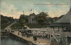 Thousand Island Park Postcard