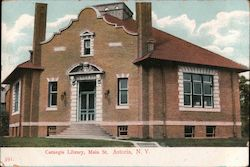 Carnegie Library, Main St.