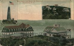 The Casino and Hotel, Mt. Beacon Postcard