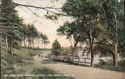 New State Road Showing Crystal Lake