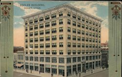 Eccles Building Postcard