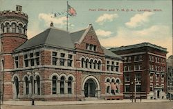 Post Office and Y.M.C.A.