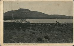 Tucumcari Mountains Postcard