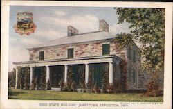 Ohio State Building, Jamestown Exposition 1907