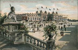 Manufacturers and Liberal Arts Building, Jamestown Exposition 1907