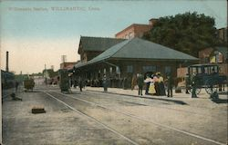 Willimantic Station