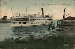 "Steamer ""City of Philadelphia"""
