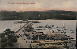 The Split, Middle Harbour Postcard