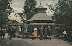 The Aviary, Cannon Hill Park Postcard