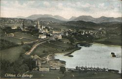 View of Town, Co. Galway
