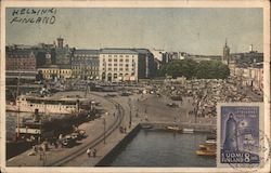 The Market-place