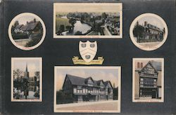 Stratford on Avon Postcard