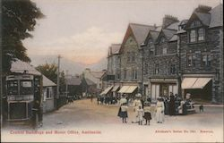 Central Buildings and Motor Office, Ambleside