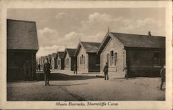 Moore Barracks, Shorncliffe Camp