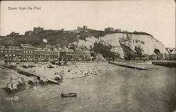 Dover from the Pier