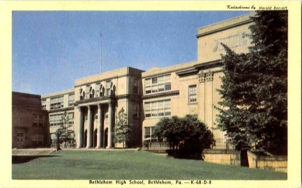 Bethlehem High School Pennsylvania