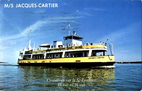 M/S Jacques Cartier Boats, Ships