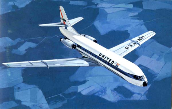United Air Lines Aircraft