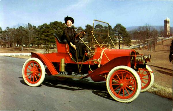 1909 Middleby Roadster Cars