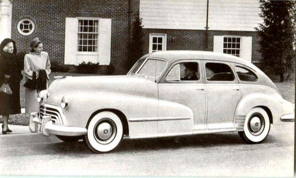 1948 Oldsmobile 76 Or 78 Cars