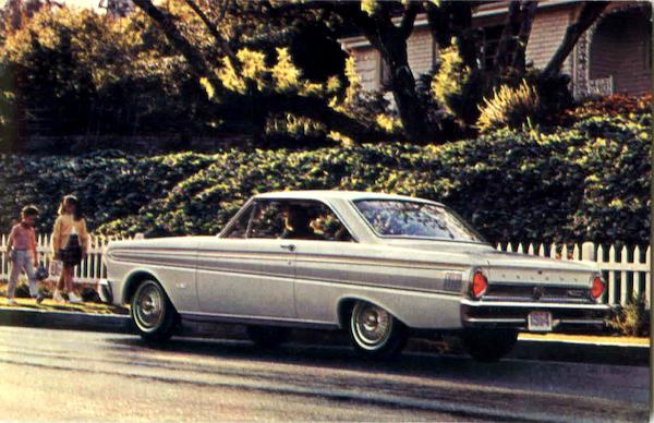 1964 Falcon Futura Sports Coupe Cars