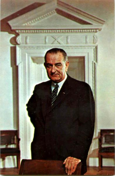 President Lyndon B. Johnson Presidents