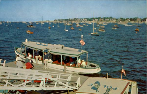 The Ferry Landing, Off Front Street Marblehead Massachusetts