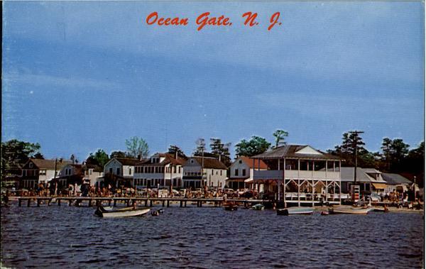 Ocean Gate Nj Beach