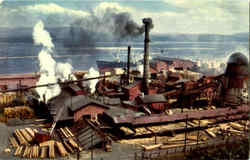 Northwest Lumber Mill