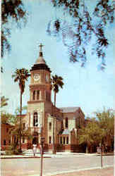 The Sacred Heart Catholic Church Of McAllen