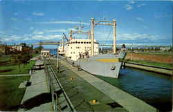 The American Soo Locks, Sault Ste