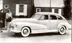 1948 Oldsmobile 76 Or 78