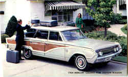 1964 Mercury Colony Park Station Wagon