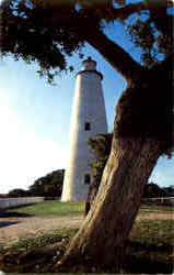 Ocracoke Lighthouse Postcard