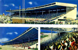 The Grandstand Postcard