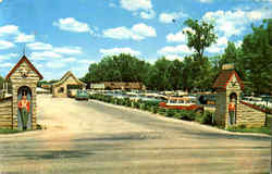 Entrance To Santa Claus Land