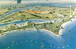 Artist Concept Of Nasal's John F. Kennedy Space Center