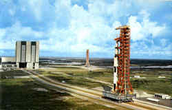 John F. Kennedy Space Center N. A. S. A