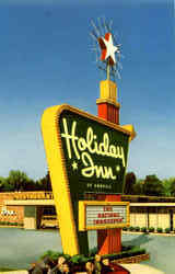 Holiday Inn, U. S. Highway 70-80 West