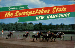 The Swepstakes State Postcard