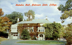 Haledon Hall,Administration Building Paterson Atate College., 300pompton Road