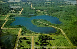 INTERLACHEN LAKES ESATES, Hills and Lakes Section of florida
