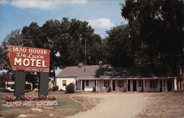 1830 House Motel Hillsboro New Hampshire