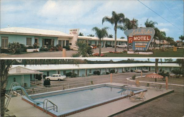 Lake Wales Motel & Restaurant Florida
