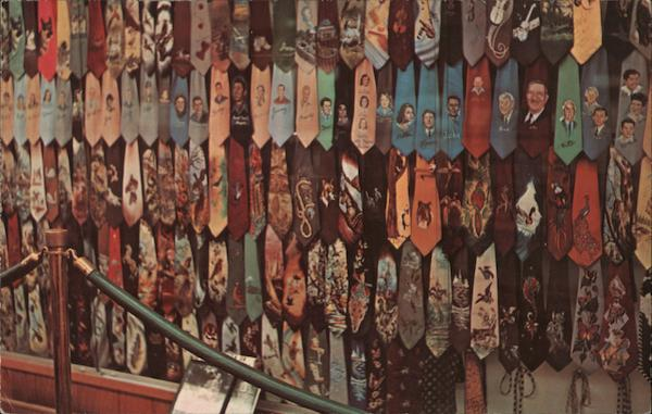 Collection of Hand Painted Ties Nashville Tennessee