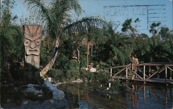 Tiki Gardens Indian Rocks Beach Florida