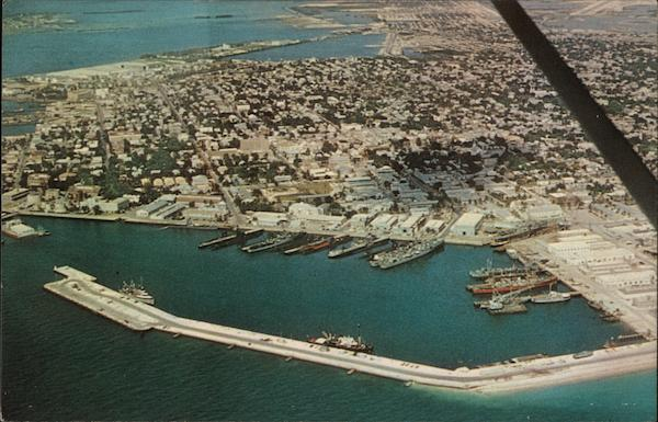 Key West Naval Station Submarine Base Florida Raymond L. Blazevic