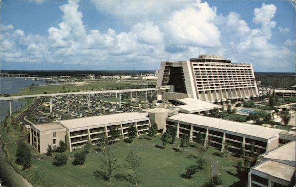 Contemporary Resort Disney